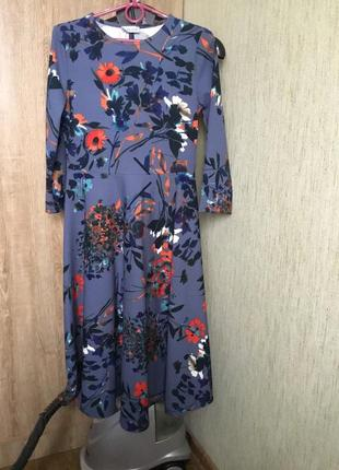 Шикарное платье миди,vovk