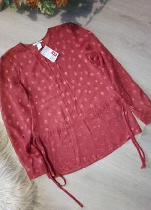 Туника рубашка блузка
