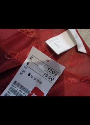 Туника рубашка блузка h&m4