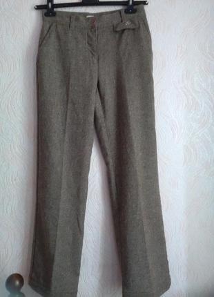Новые брендовые шерстяные брюки ,donaldson 44-46 размер