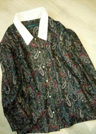 Рубашка блузка2