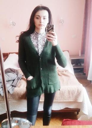 Стильный кардиган свитер кофта на пуговицах