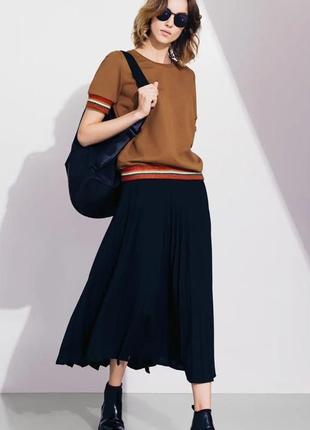 Плиссированная юбка плиссе in fashion