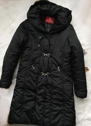 Пуховик, куртка, длинный пуховик, зимний пуховик