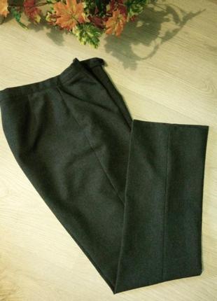 Брендовые брюки высокая посадка