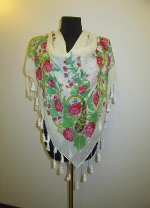Коттоновый платок miss selfridge