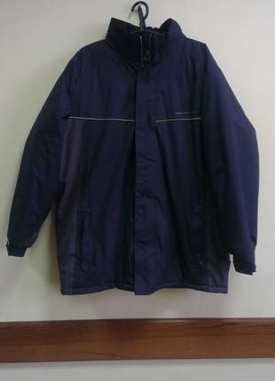 Мужская куртка perfomance 4xdry coastguard, xl