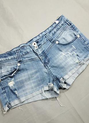 Брендовые женские джинсовые шорты tally weijl