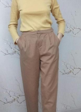 Классические штаны, чиносы topshop