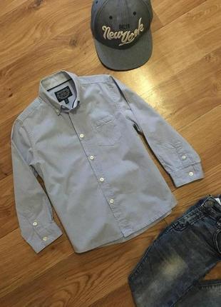 Шикарная рубашка mayoral на 5-6-7 лет не секонд!