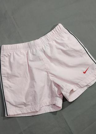 Брендовые женские шорты nike