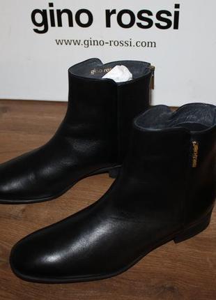Элегантные ботинки gino rossi, 40 размер