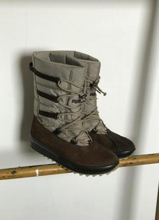 Сапоги puma gore-tex cimomonte ii ladies boots