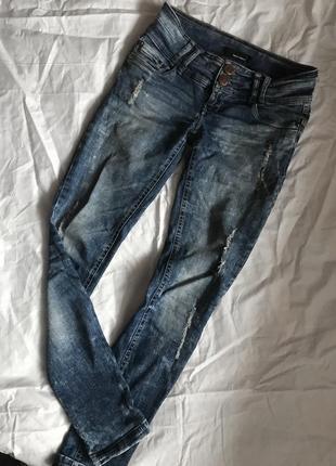 Шикарные джинсы tally weill