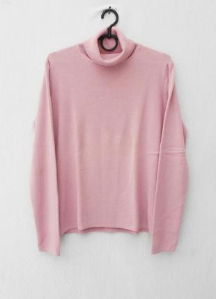 Осенний зимний свитер под горло с длинным рукавом 10% шерстяной 5% кашемировый