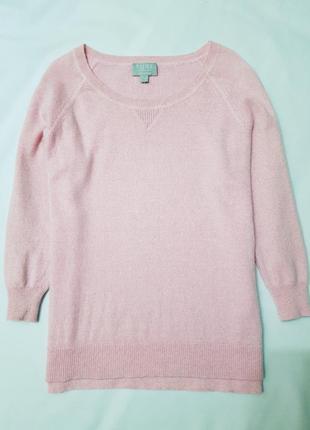 Pure collection cashmere джемпер кашемировый свитер