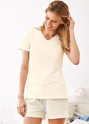 Отличные пижамные шорты от тсм tchibo размер 36-38 евро наш 42-44