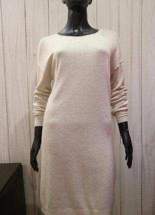 Оверсайз платье-джемпер h&m