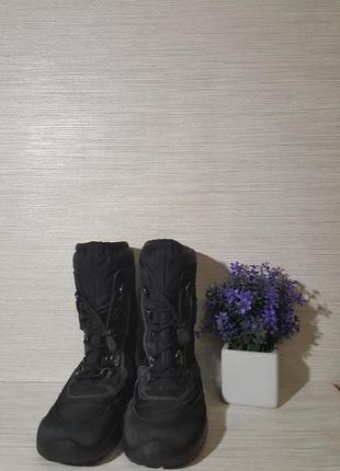 Зимние женские ботинки ecco