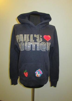 Коттоновый свитер  pauls boutigue