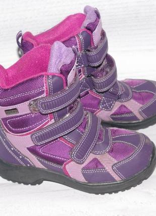 Термо-ботинки b&g 30 размер