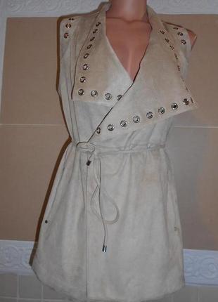 Платье 100% имитация замши,тяжеленькое и очень мягкое s-ка