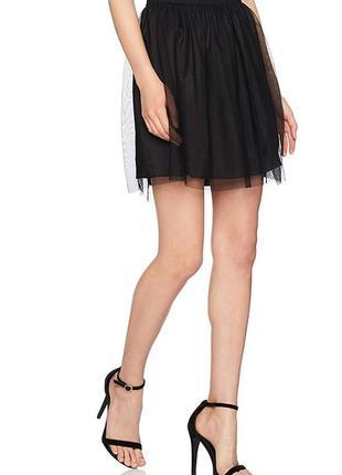 Юбка из фатина/тюлевая юбка/короткая юбка пачка