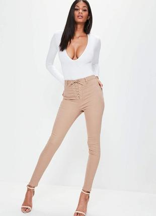 Стрейчивые джинсы от missguided1 фото