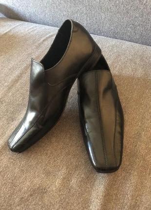 Мужские туфли. business class learher collection