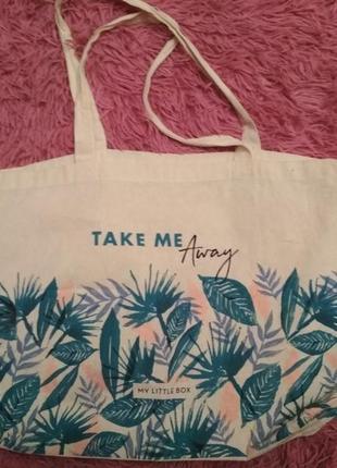 Эко сумка шоппер еко торбина