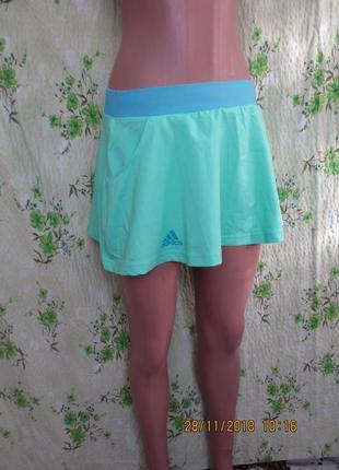 Яркая юбка-шорты  для тенниса/спортивные шорты-юбка