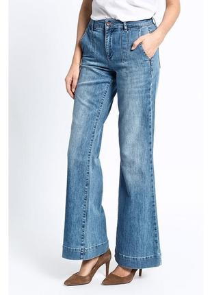 Крутые кюлоты,широкие джинсы 46-48р
