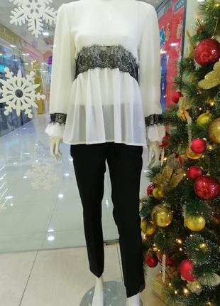 Очень красивая блуза(италия)
