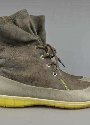 Женские ботинки ecco, р 41,5