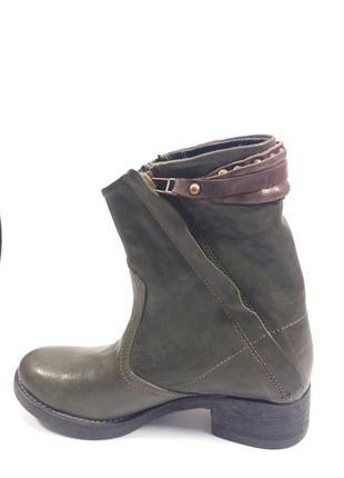 Женские ботинки турция
