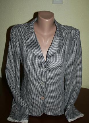 Винтажный пиджак max mara
