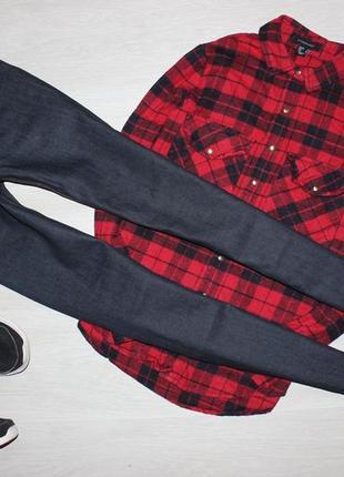 Новые  джинсы от известного бренда сheap monday плотный деним