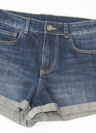 Новые джинсовый шорты adidas оригинал