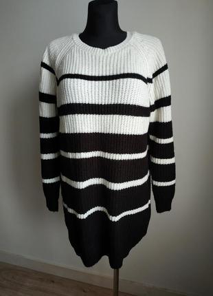Платье свитер f&f