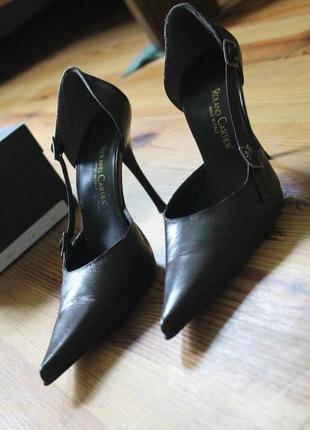 Итальянские кожаные туфли!!!