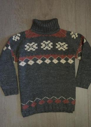 Продаю стильный детский свитер от sandsoil