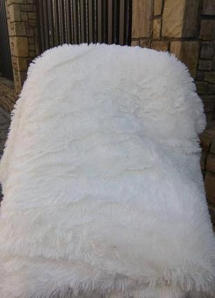 Шикарный плед-покрывало травка, полуторный размер