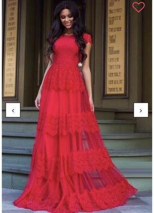 Вечернее платье в пол 🌹