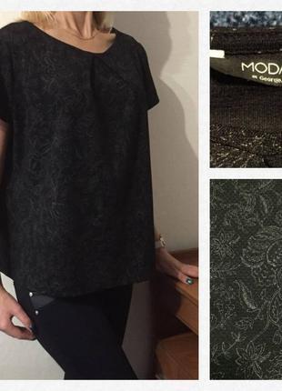 Приятна блуза/футболка с красивым💞 нежным💞 рисунком