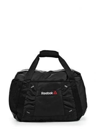 Стильная спортивная сумка reebok