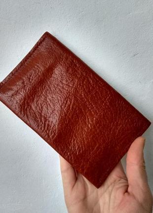 Кожаный кошелек портмоне vintage.англия оригинал