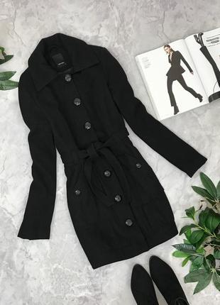 Классное пальто под пояс   ov1850112 vero moda