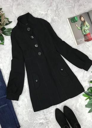 Приталенное пальто с воротником-стоечкой  ov 1850118 vero moda