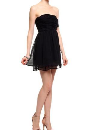 Легкое, летящее  платье