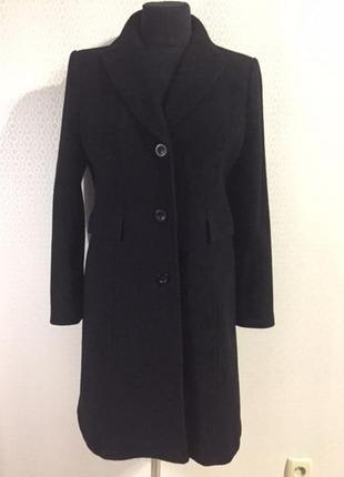 Элегантное классическое теплое пальто размер англ 14, нем 42, укр 48-50 от principles